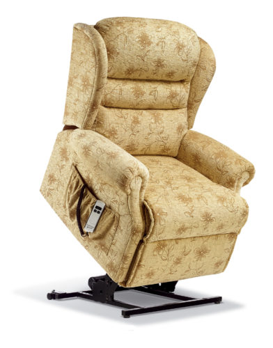 Ashford Royale Fabric Lift Amp Rise Recliner F L Caswell Ltd