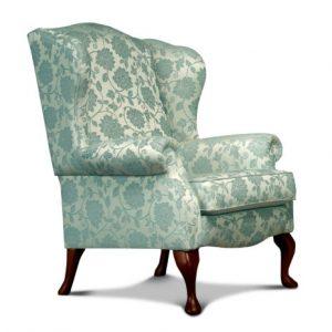 Kensington Standard Fabric Fireside Chair