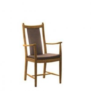 Windsor Penn Padded Back Armchair